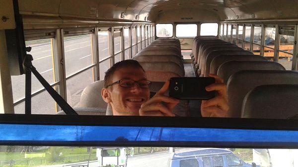 Buying the school bus