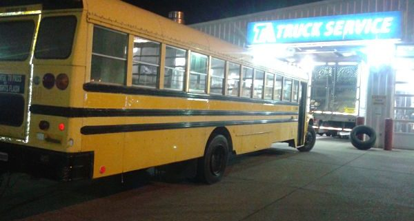 Bus conversion insurance