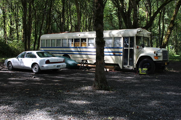 School Bus Conversion Updates Archives - The Bus Experience
